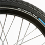 Marathon/Big Apple plus tyre black
