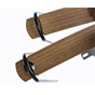 Wood mudguards